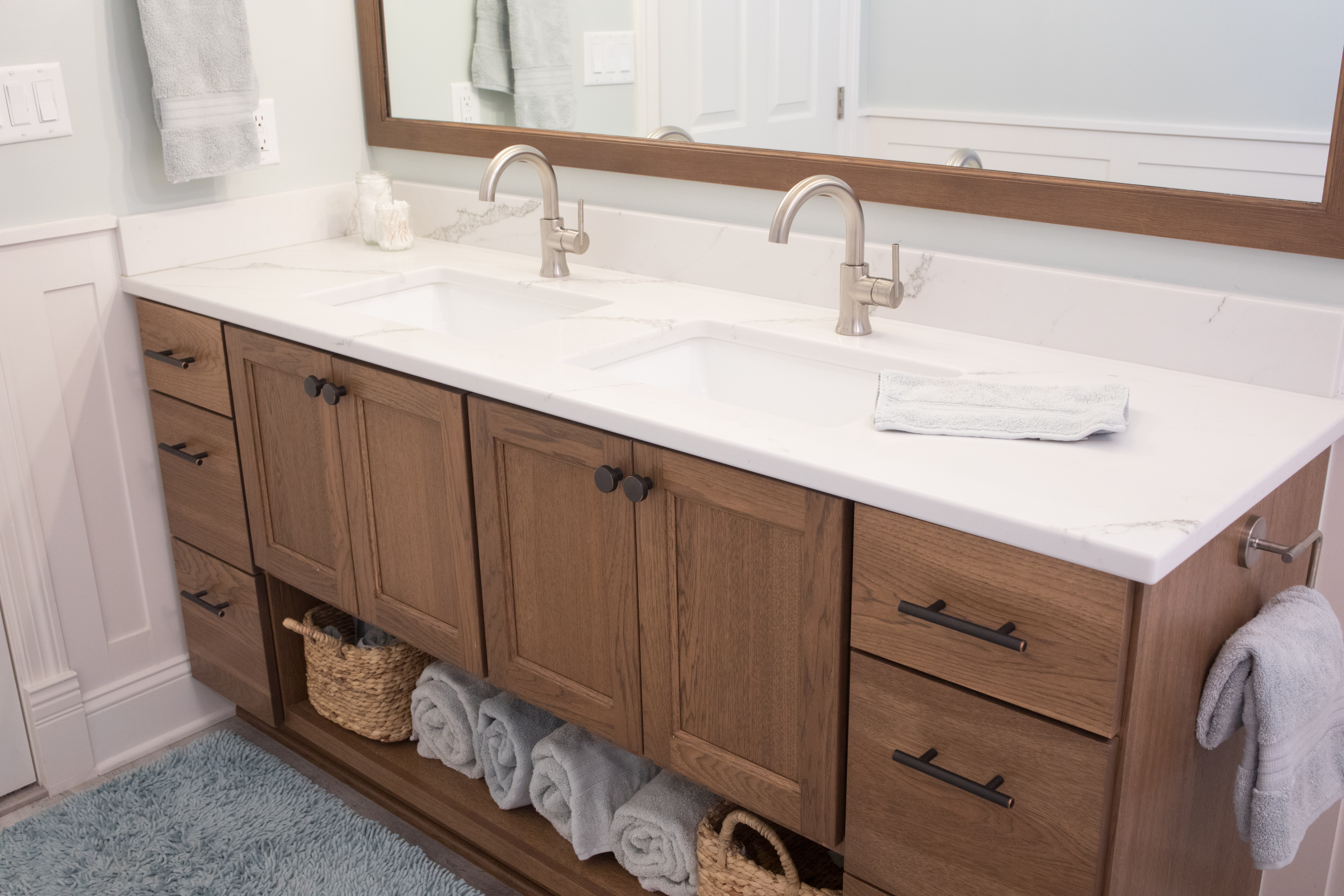 Bathroom Remodeling in Des Moines